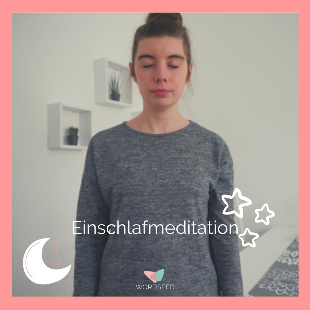 Gesunde Worte für die Nacht - Einschlafmeditation